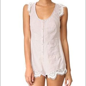 For Love and Lemons romper
